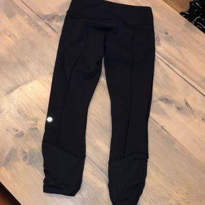 Lululemon athletica 7/8 length leggings
